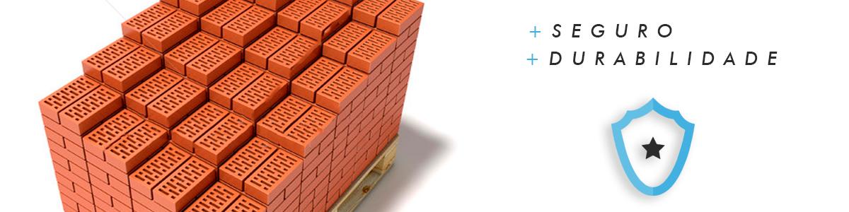 mais seguro - 5 motivos para adquirir tijolo cerâmico na sua obra