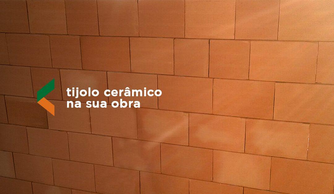 5 motivos para adquirir tijolo cerâmico na sua obra