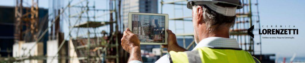 Indústria 4.0 na construção civil | Cerâmica Lorenzetti