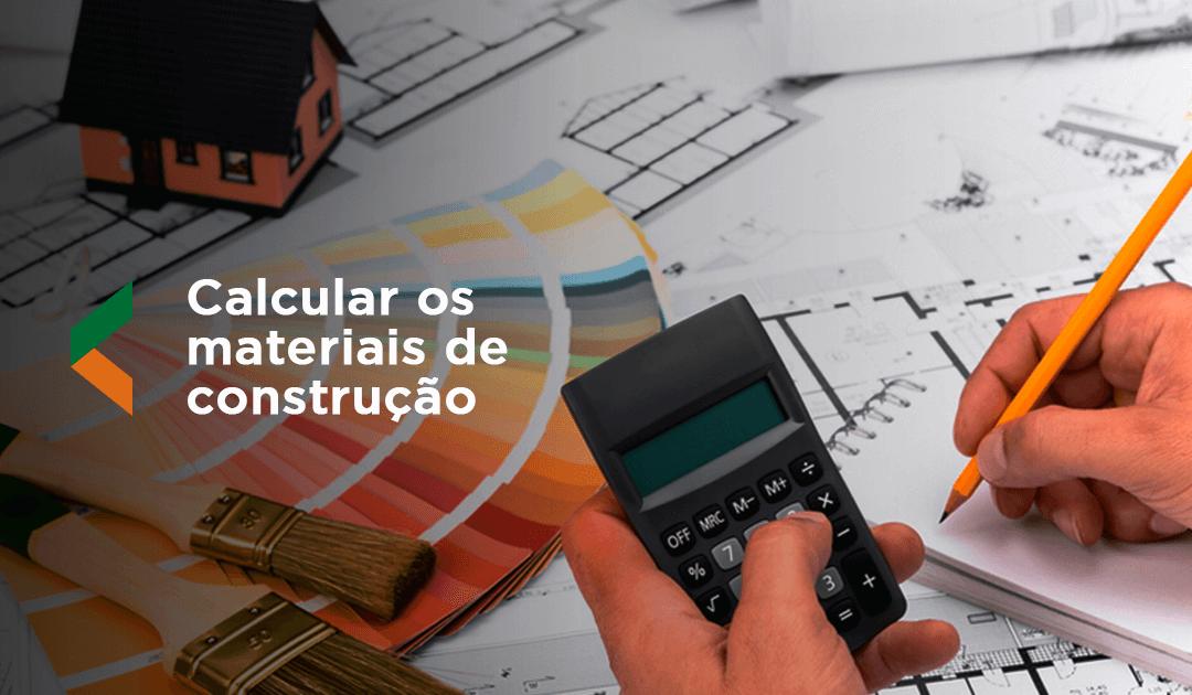 Dicas de como calcular os materiais de construção de concreto da sua obra